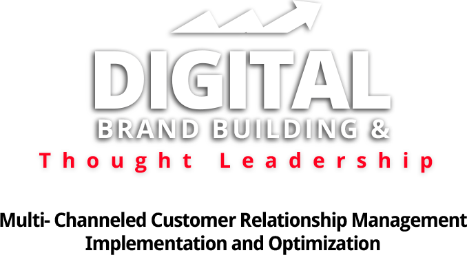 Digital Brand Building and Thought Leadership